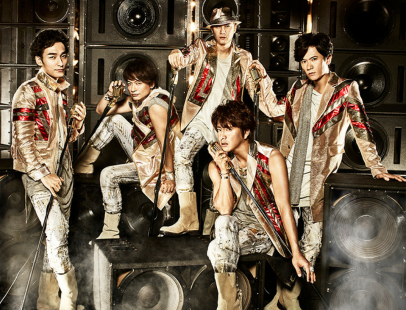 SMAP to Continue as 5 Under Johnny & Associates
