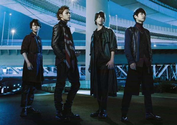 "KAT-TUN new single ""UNLOCK"" for Kaito Yamaneko drama, ""TRAGEDY"" Covers and Preview"
