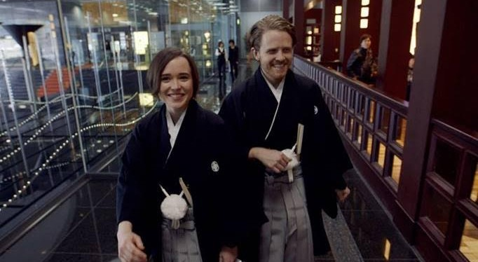 Vice Sends Ellen Page to Japan to Find Out What Life Is Like for LGBT People There