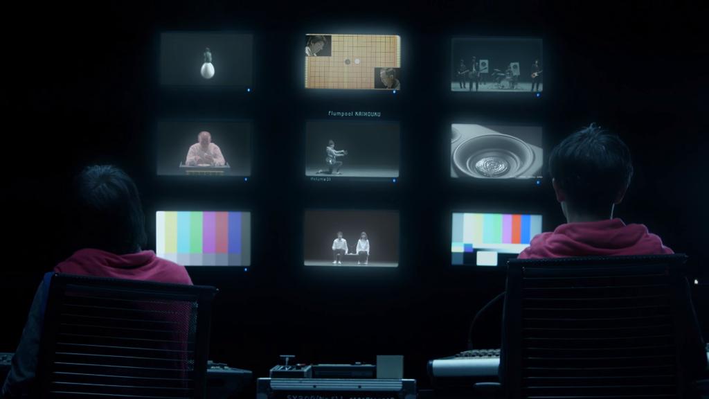 "flumpool breaks all boundaries in new MV ""Kaihouku"""