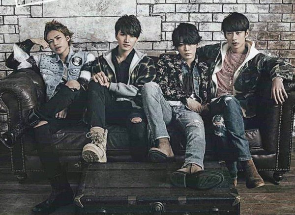 KAT-TUN to enter into temporary hiatus after Dome Tour on May 1