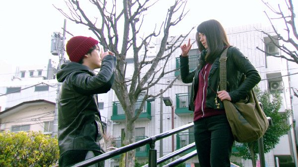 "Kamenashi Kazuya and Horikita Maki in a ""Nobuta"" reunion, fans delighted"