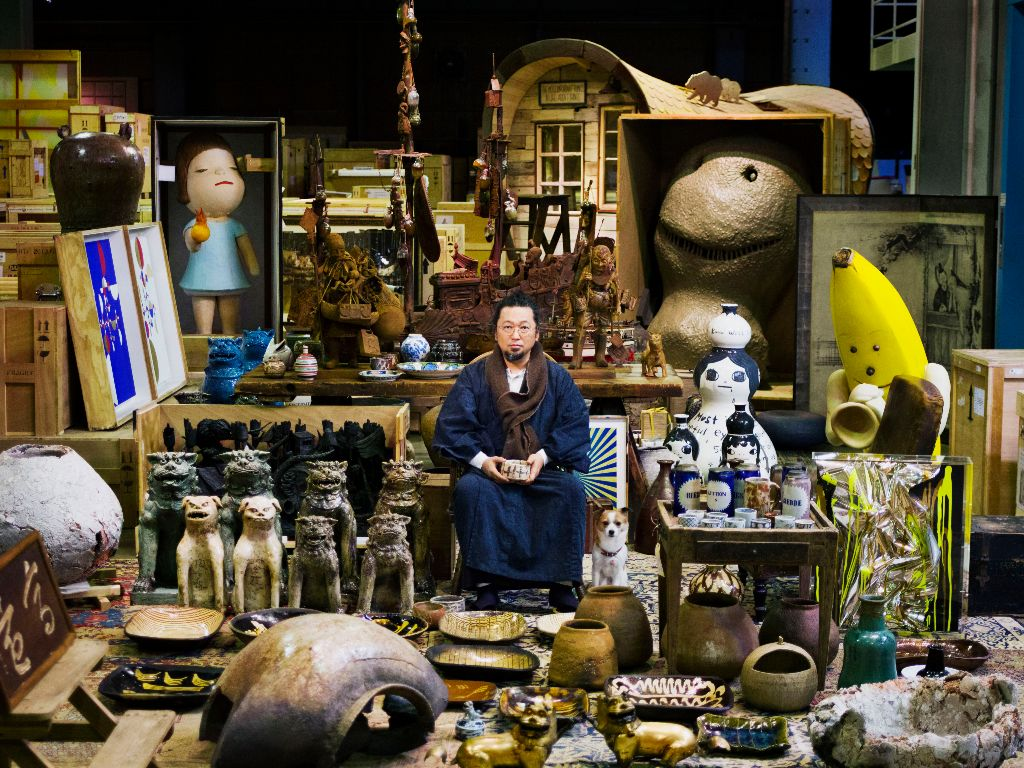 Takashi Murakami Bashes Cool Japan