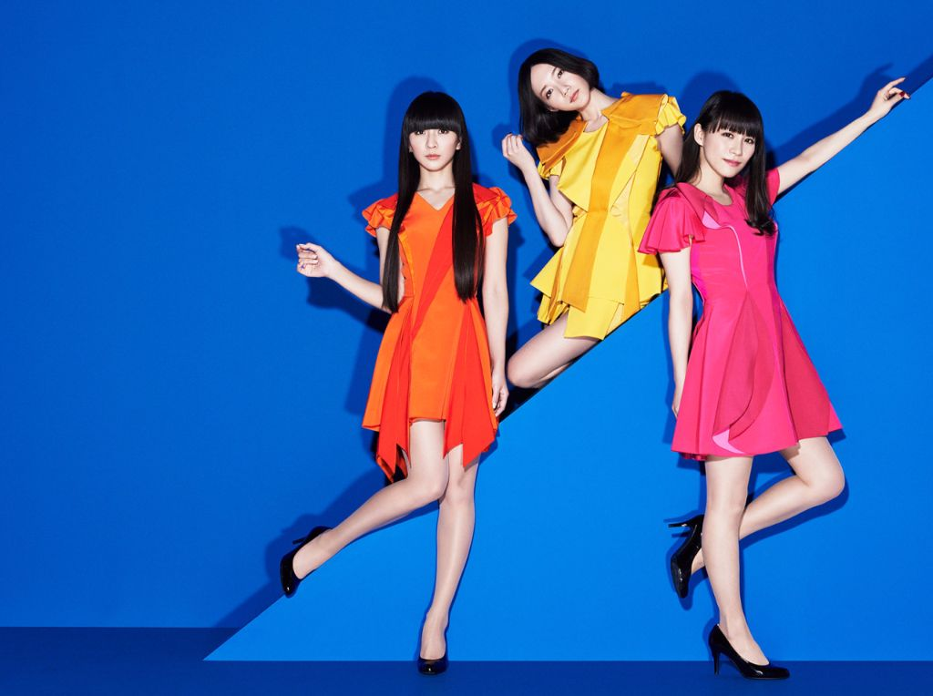 Perfume Tops Nikkei Entertainment's Girl Group Ranking for the Fourth Year in a Row