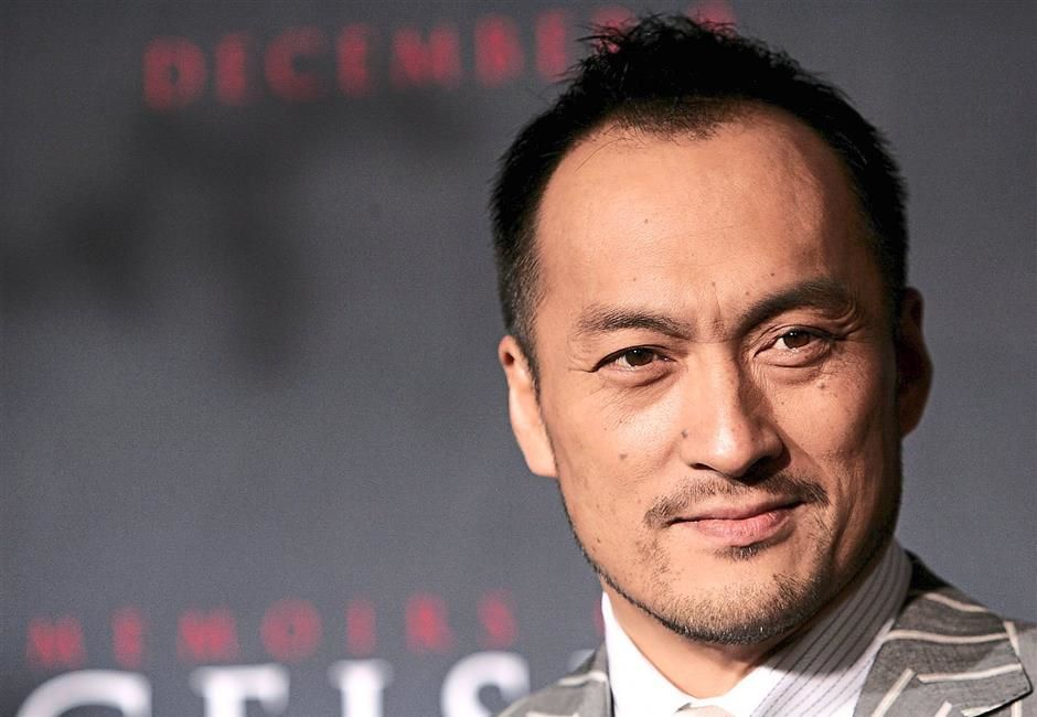Ken Watanabe Has Early Stage stomach Cancer