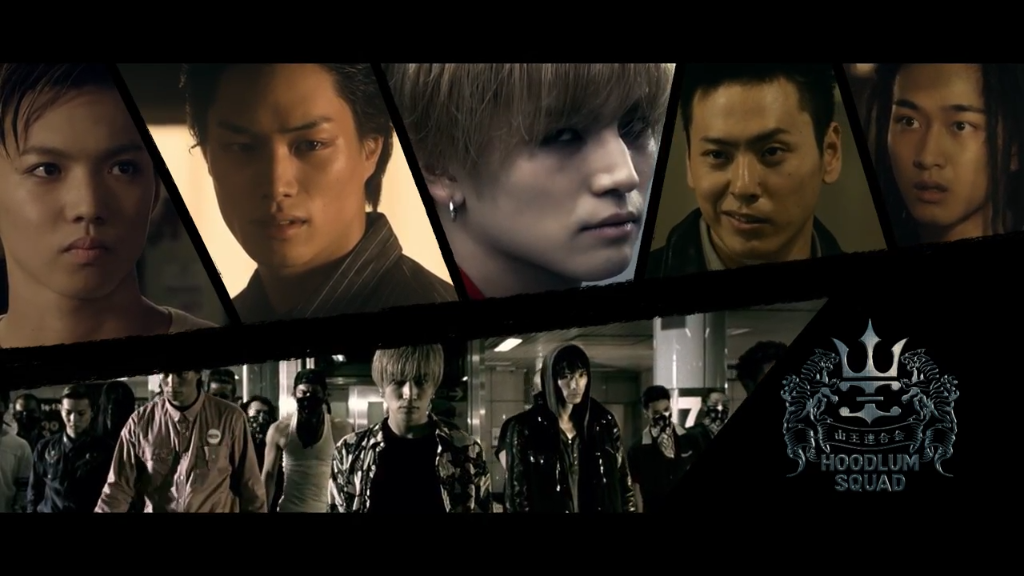 EXILE TRIBE Releases Its First Special Trailer for HiGH & LOW THE MOVIE