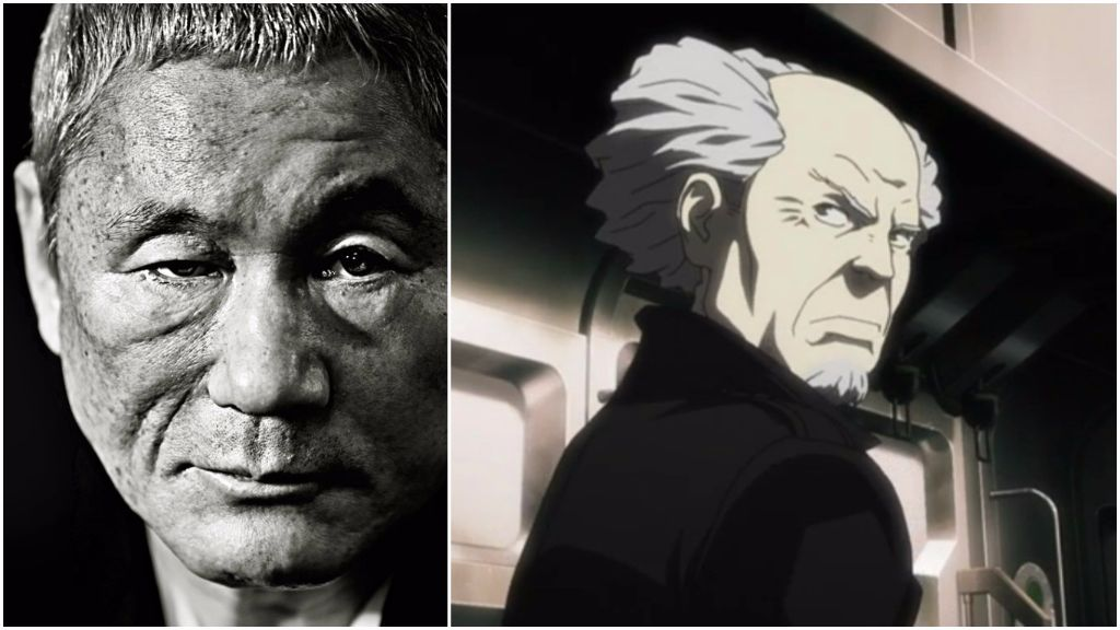 Beat Takeshi joins the cast of Hollywood remake of Ghost in the Shell