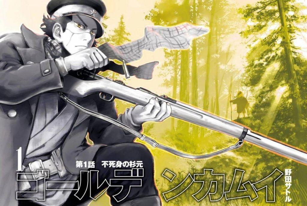 "The 9th Manga Taisho Award goes to historical seinen manga ""Golden Kamuy"""