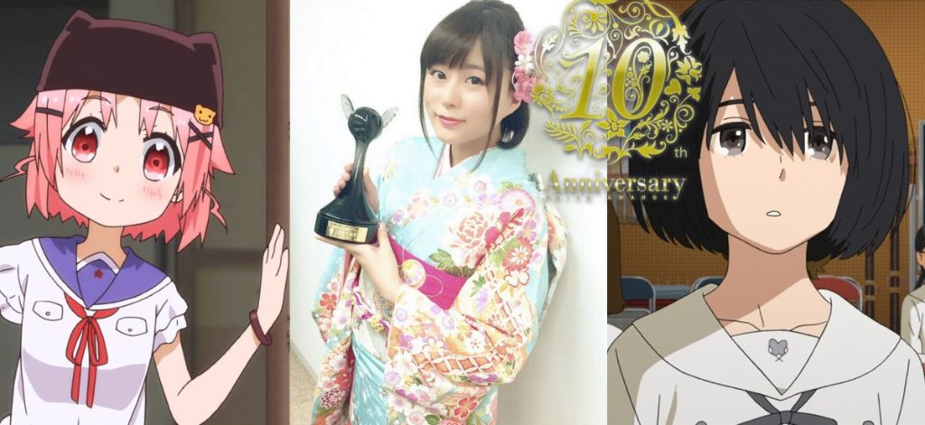 Inori Minase Wins Best Actress at 10th annual Seiyu Awards