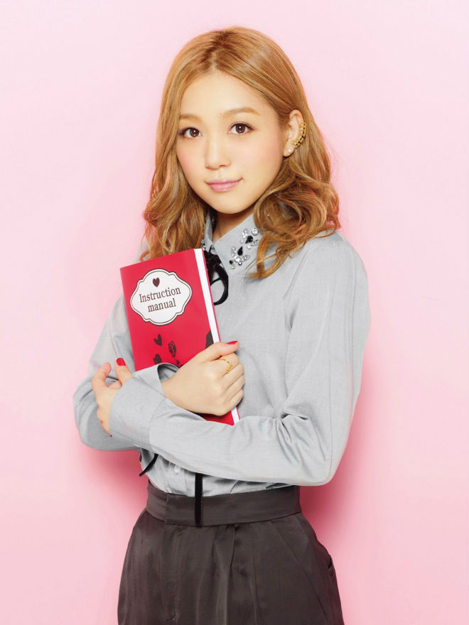 Kana Nishino announces biggest tour yet in Japan 20160302