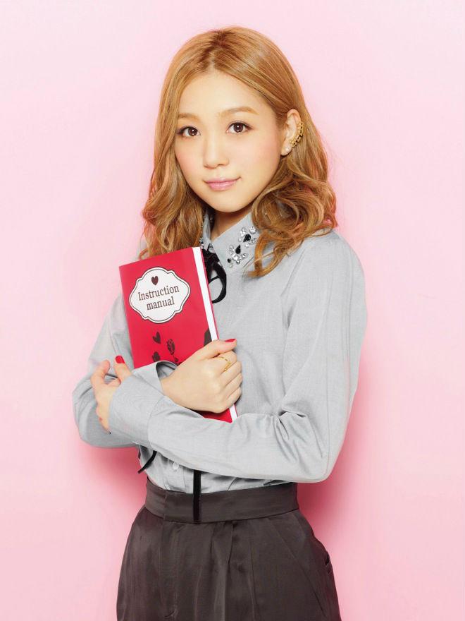 Kana Nishino announces biggest tour yet in Japan 20160302