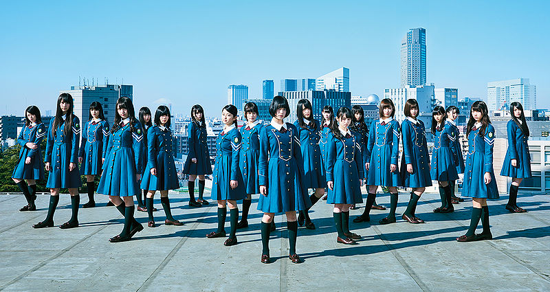 Image result for silent majority keyakizaka46