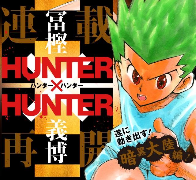 Hunter x Hunter Finally Revives from Hiatus