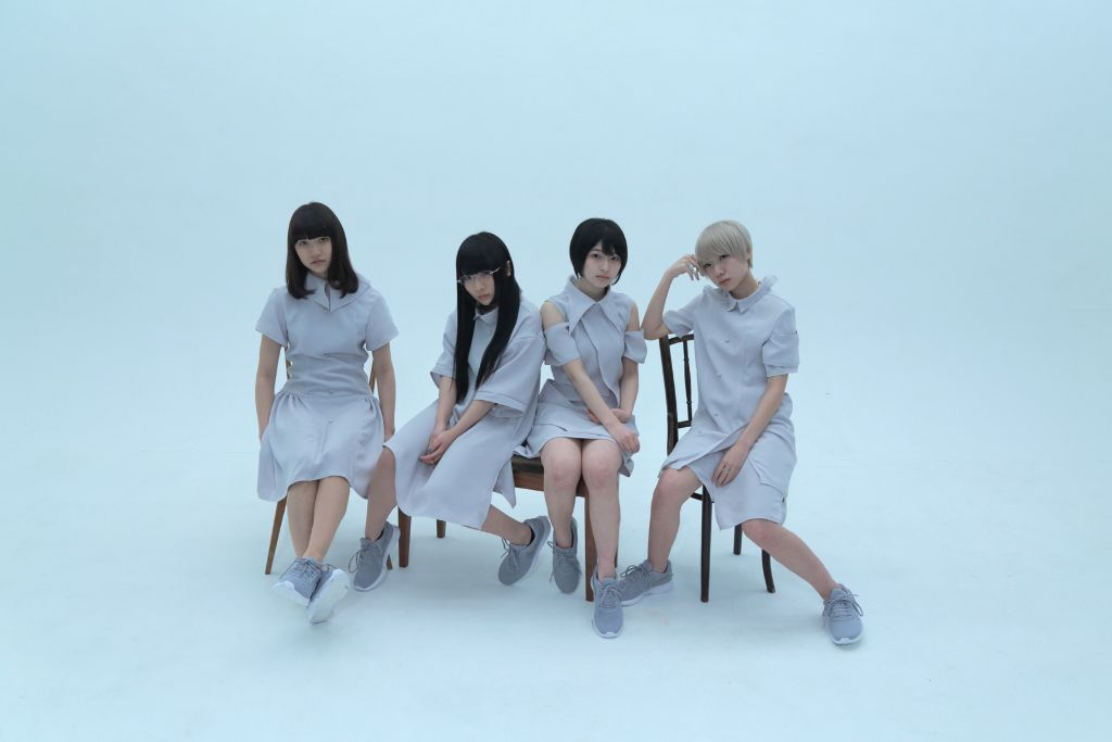 "Maison book girl announces major label debut single ""river"" for this winter"