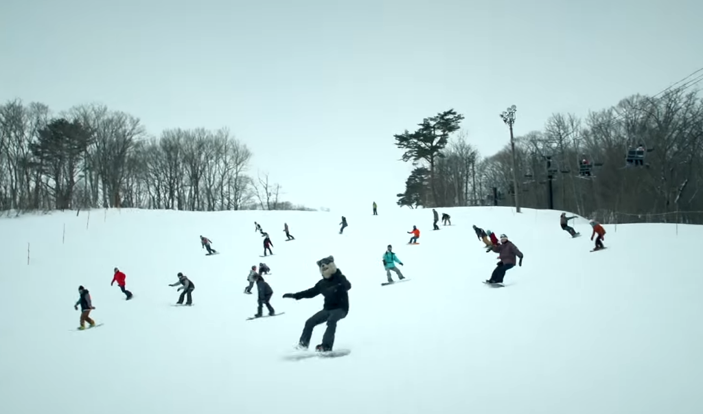 "Enjoy a day in the snow with MAN WITH A MISSION in their new MV ""Memories"""