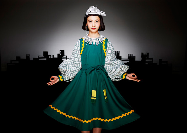 """Natsume Mito Is a Cutout in """"I'll do my best"""" PV"""