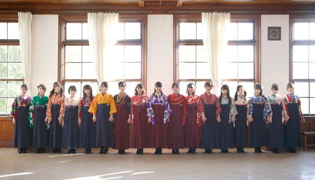 """Nogizaka46 Releases PV for """"Harujion ga Saku Koro"""""""