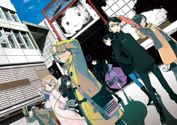 Occultic;Nine, a light novel by Steins;Gate creator, is green-lit for TV anime