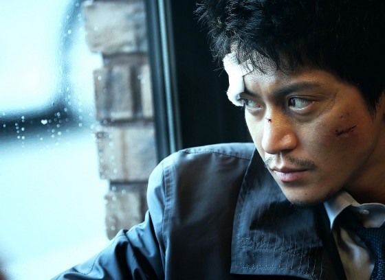 Who is the Frogman? First look at Shun Oguri in Keishi Otomo's 'Museum'