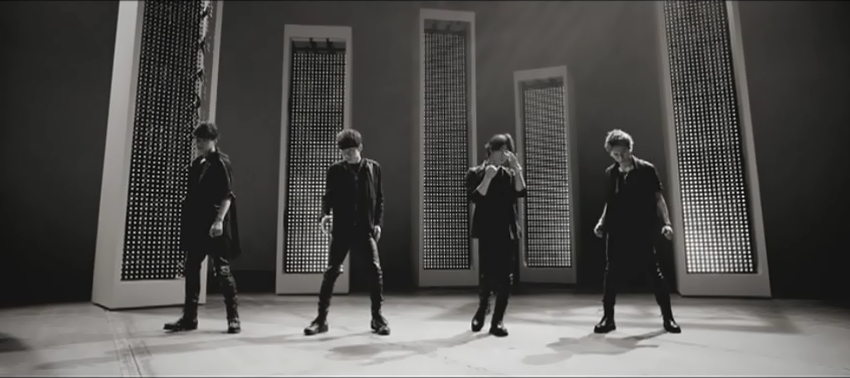 "KAT-TUN Drops PVs for Last 4 – Member Single ""UNLOCK"""