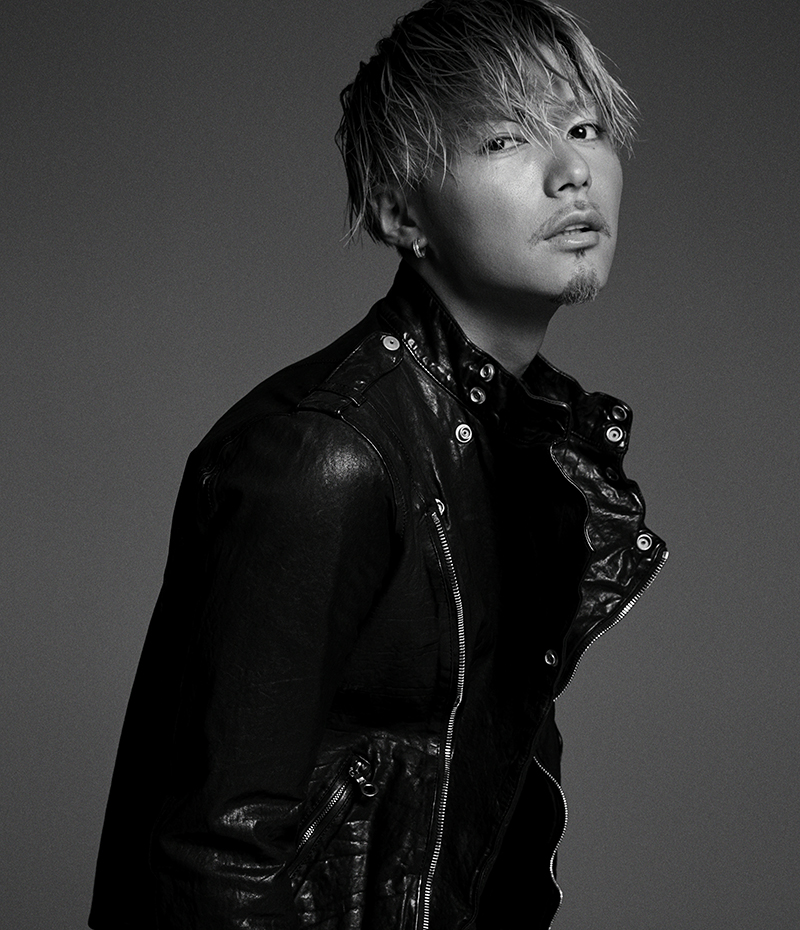 "EXILE SHOKICHI Teams Up with Crystal Kay and SWAY for ""Rock City"""