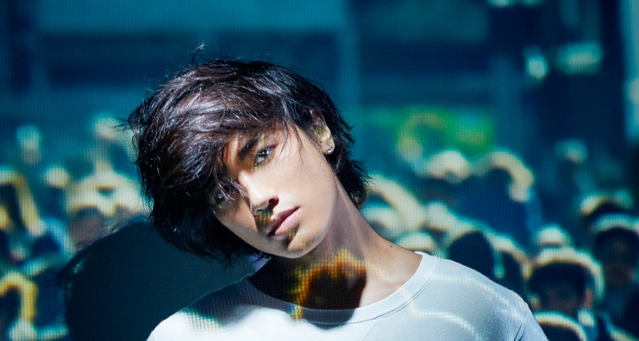 Jin Akanishi Announces New Tour and Album
