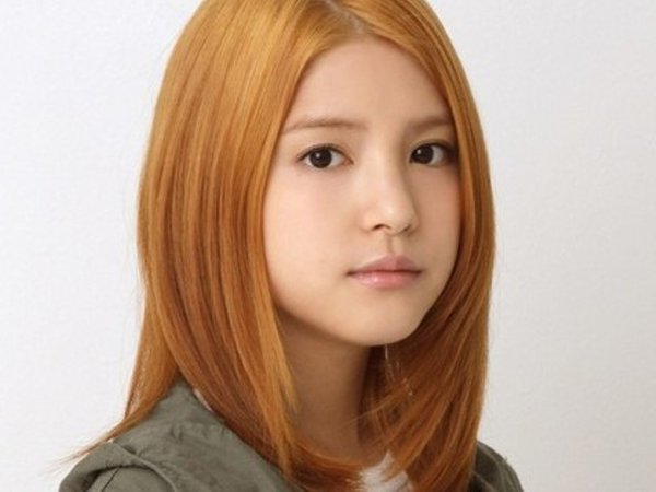 Umika Kawashima Goes Blonde for New Role