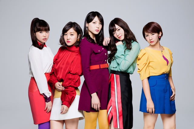 """C-ute goes retro in new PVs for """"Why Do People Fight?"""" & """"Life is STEP"""""""