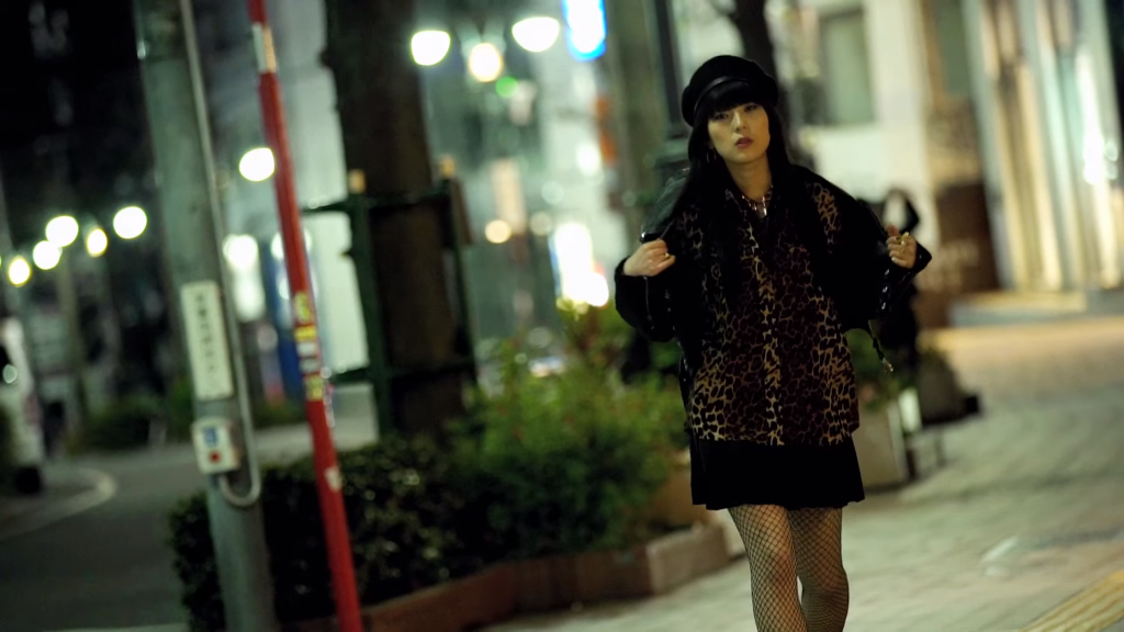 """Experience Shibuya's nightlife with DAOKO in her new song and collaboration with Reebok """"FASHION"""""""