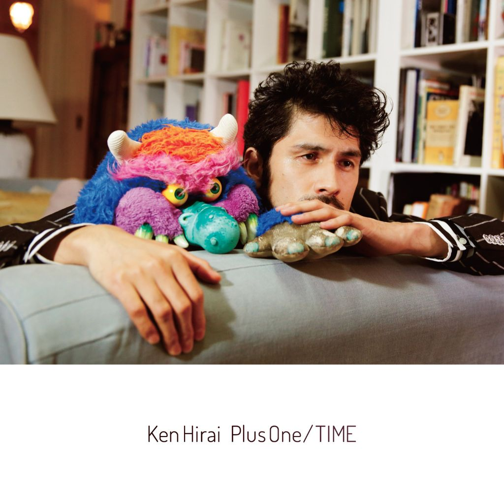 "Ken Hirai To Release A Double A Side Single, ""PLUS ONE/TIME"""