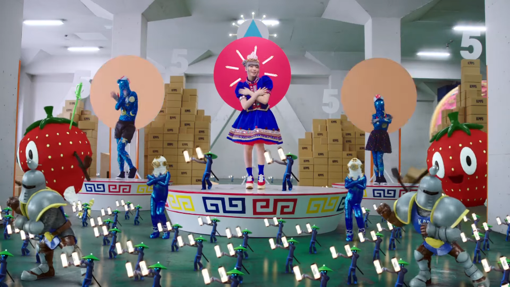 "Join Kyary Pamyu Pamyu in her 5 years anniversary celebrations in ""Sai & Kou"" full MV"