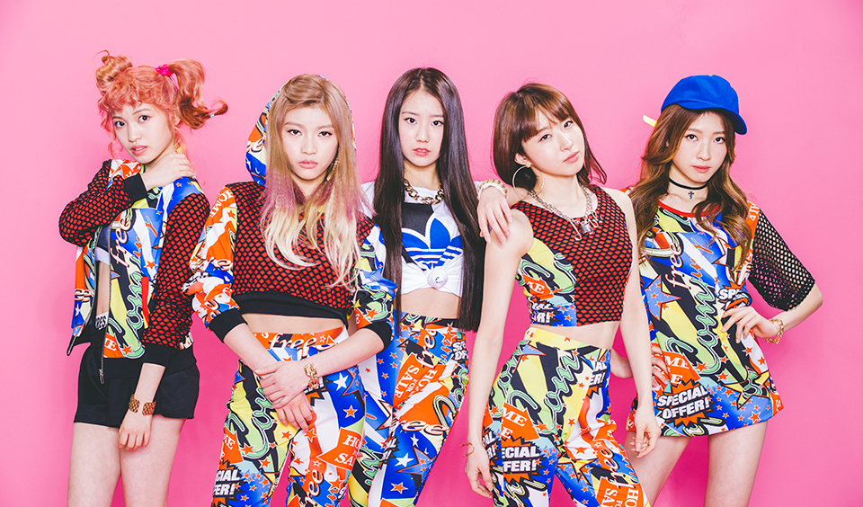 KPop Producer Brave Brothers Creates Japanese Girl Group, CHERRSEE