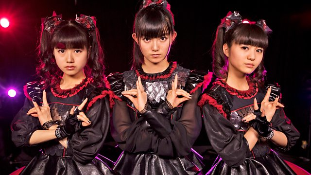 Babymetal voted Best Live Act at the AIM Independent Music Awards