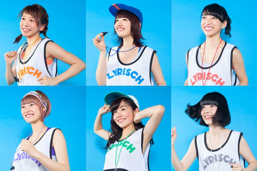 "lyrical school's ""RUN and RUN"" PV is one you should see in your smartphone!"