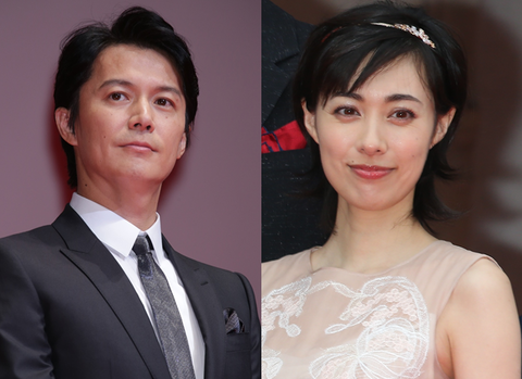 A Strange Woman Invades Masaharu Fukuyama's Apartment and Bumps Into His Wife, Kazue Fukiishi