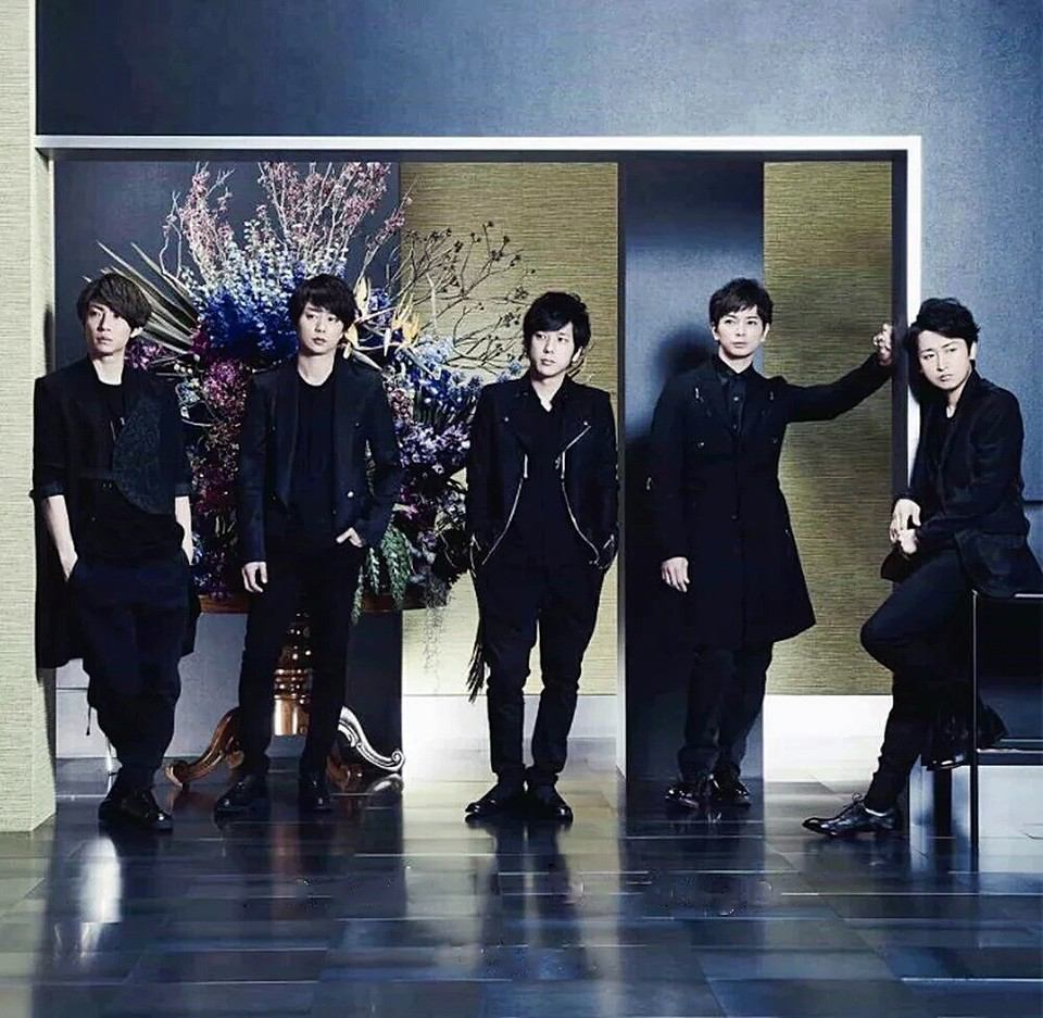 Arashi Tops Nikkei Entertainment's Musical Act Ranking for the Fifth Year in a Row