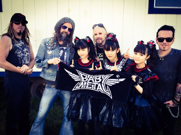 Rob Zombie Defends BABYMETAL's Honor