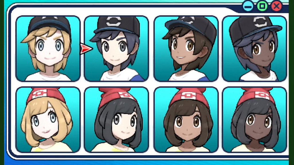 customization pokemon sun moon