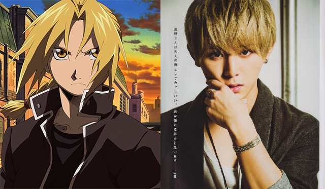 Full Metal Alchemist Live Action Film Officially Announced!