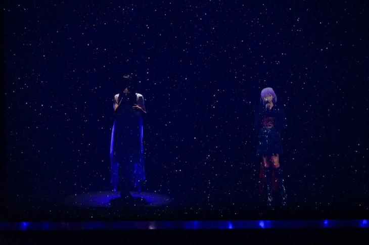Aimer Makes a Surprise Appearance during EGOIST Tour