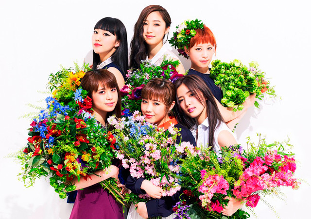 "Flower Releases PV for Their Cover of JUJU's ""Yasashisa de Afureru You ni"""