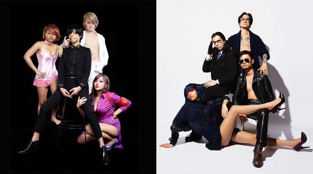 Ziyoou-vachi and Gokumonto Ikka to Face Off on New Single
