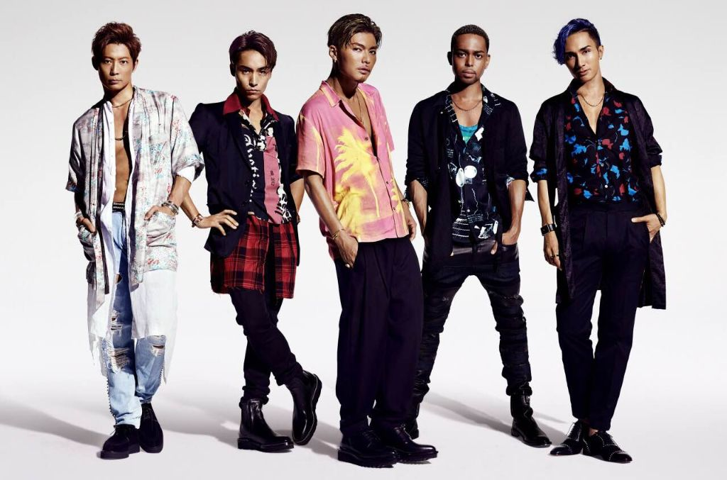 EXILE THE SECOND makes your summer fun with YEAH! YEAH! YEAH! PV