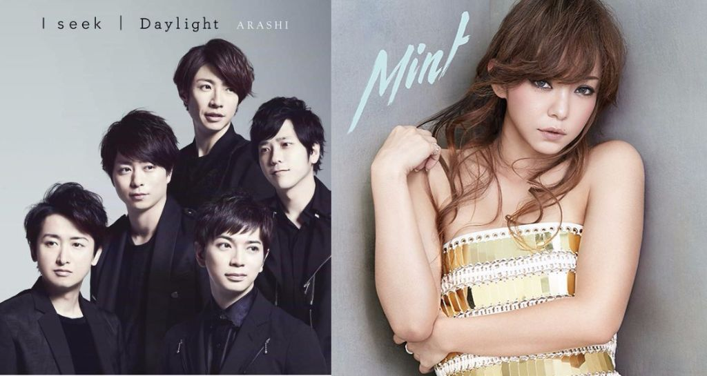 #1 Song Review: Week of 5/18 – 5/24 (Arashi v. Namie Amuro)