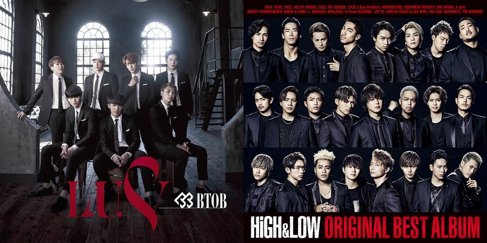 #1 Song Review: Week of 6/15 – 6/21 (BTOB v. Sandaime J Soul Brothers)