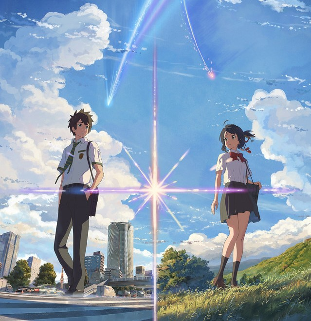 "RADWIMPS to release their ""Kimi no Na wa."" Soundtrack as a Full-Length Album in August"