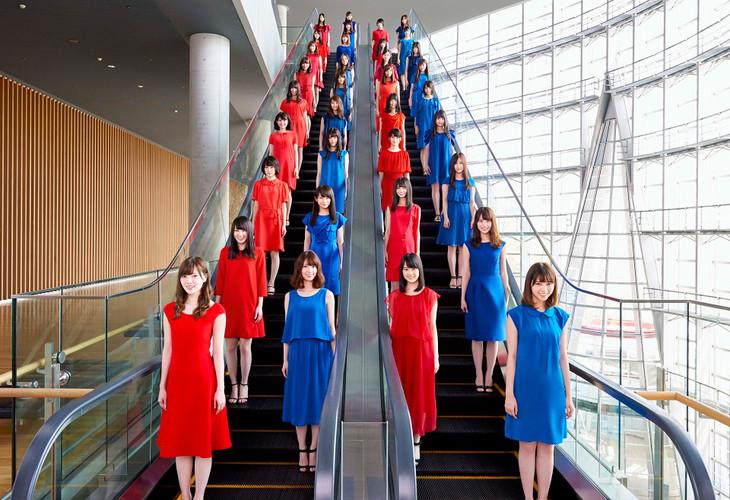 Nogizaka46 Sets Its Sights on AKB48