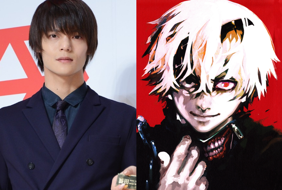 Kubota Masataka to play the tragic 'Kaneki Ken' in the Tokyo Ghoul live-action adaptation
