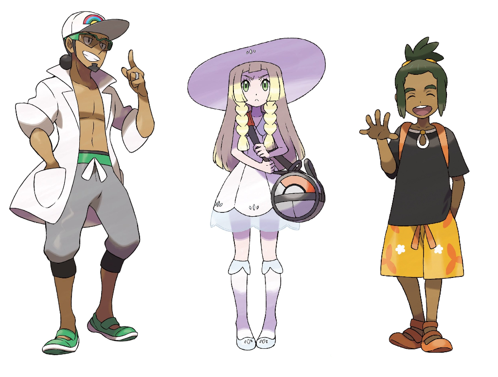 pokemon friends