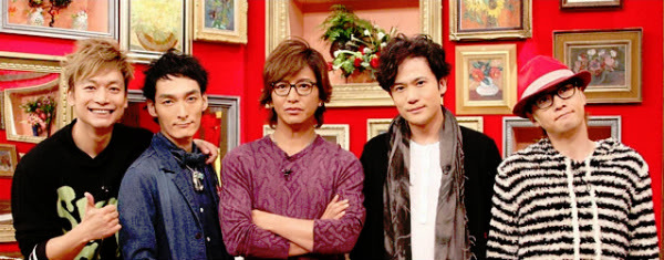 SMAP withdrawing from 'Ongaku no Hi' and 'FNS Uta Matsuri'. No new song this year